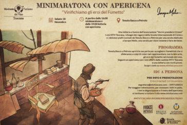 """""""Vinifichiamo gli eroi del fumetto: MTV Toscana per """"Vorrei prendere il treno"""""""