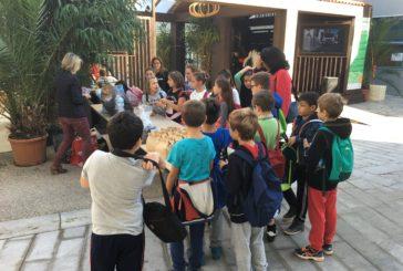 Padiglione del riciclo: in un mese 1.500 visitatori