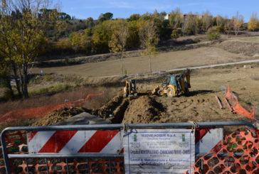 Fognatura: iniziati i lavori a Macciano
