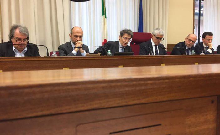 Mps: Morelli e Falciai in Commissione Banche a Roma