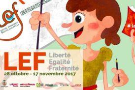 Un weekend di incontri e laboratori al festival Lef