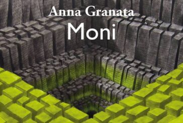 """Anna Granata presenta """"Moni"""" al Mondo dei Libri"""