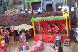 """Don't play-mobile but Playmobil"" riproduce la città medievale di Chianciano"