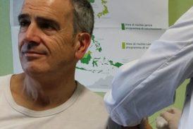 Vaccinazione antinfluenzale: i sindaci danno il buon esempio