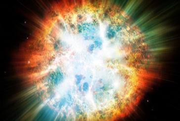 Le grandi esplosioni stellari: all'Università