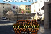 Duelli di spade laser e Cosplay finale nel week end dello Star Wars Tribute