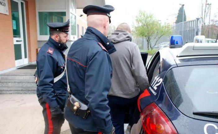 Arrestato dai Carabinieri straniero condannato a 7 anni di carcere
