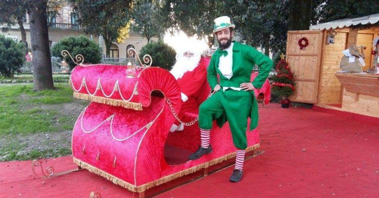 Slitta Di Babbo Natale Fai Da Te.Slitta Di Babbo Natale Il Cittadino Online