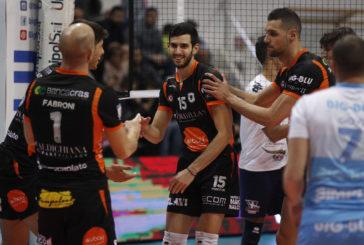 Volley: Siena impegnata a Reggio Emilia