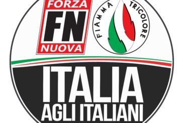 Elezioni: FN presenta il simbolo e raccoglie firme