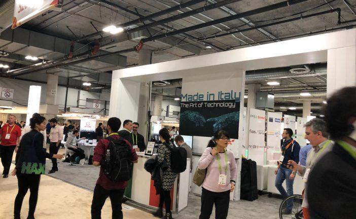 Tls con Stet Clean a Las Vegas al Consumer Electronic Show