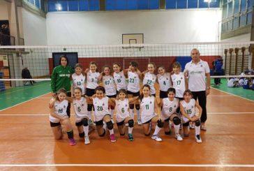 Mens Sana volley U12 con 2 team al torneo della Befana