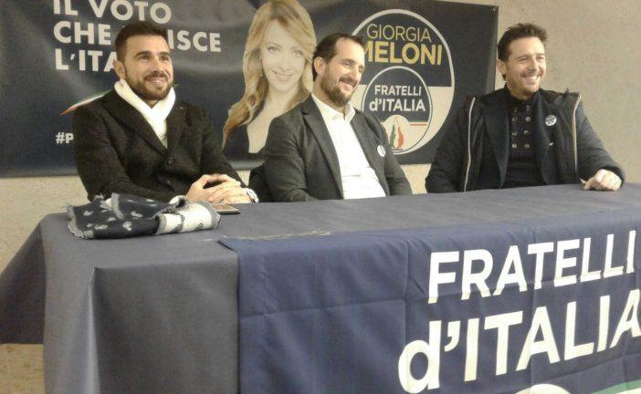Inaugurata a Siena la sede del comitato di FdI