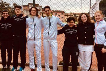 Tennis: in campo le squadre D3 e le under
