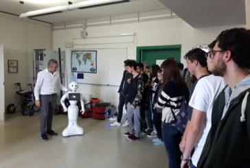 Da San Donà di Piave a Siena per la robotica
