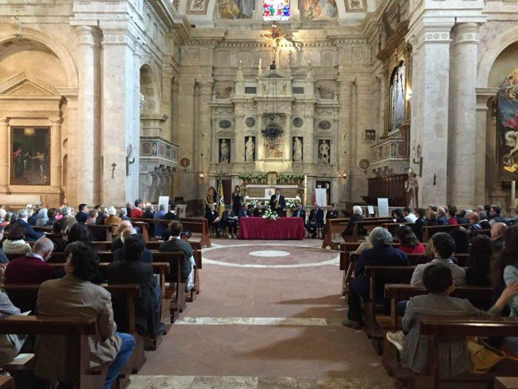 San Biagio Giorno Calendario.Il Tempio Di San Biagio Affascina Il Pubblico Con La Sua Storia