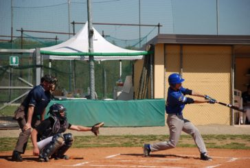 Baseball: Siena batte Salerno con caparbietà