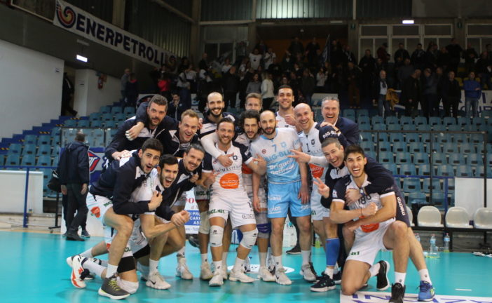 Volley: appuntamento alle ore 21 per celebrare il team