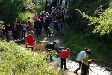 Passeggiata ecologica all'Acqua Passante a Sinalunga