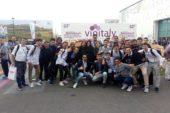"""""""B. Ricasoli"""": doppio podio per vino e olio prodotti dagli studenti"""
