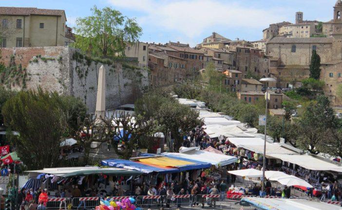 Radicale riorganizzazione della Fiera del 1 Maggio a Montepulciano