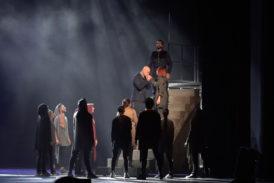 Otello l'ultimo bacio in scena al Palamontepaschi di Chianciano