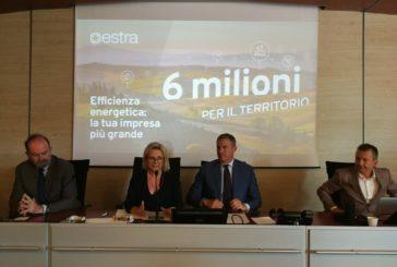 Estra mette 6 milioni di euro a disposizione delle imprese