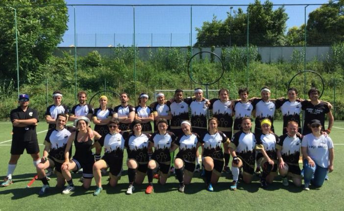 Quidditch: i Ghibellines quarti in Coppa