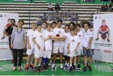 """""""Basket Sapori & Valori"""": gli under 14 in campo a Siena"""