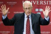 Il Nobel Oliver Hart fa lezione all'Università di Siena