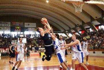 La Virtus vince gara 3 a Livorno: 72-69