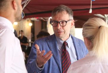 """De Mossi: """"Sarà un referendum tra chi vuole il nuovo e chi il vecchissimo"""""""
