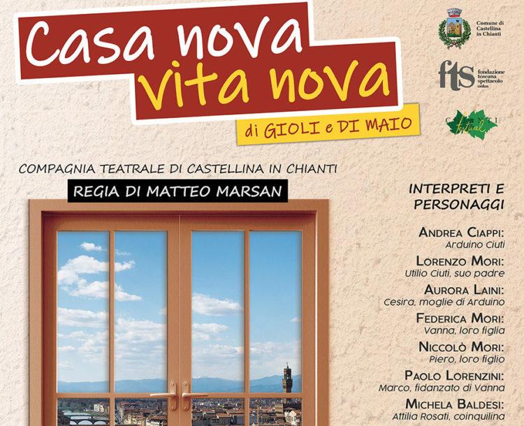 Castellina Tappa Del Chianti Festival Con Casa Nova Vita Nova