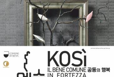 La Fortezza luogo d'incontro tra arte senese e coreana