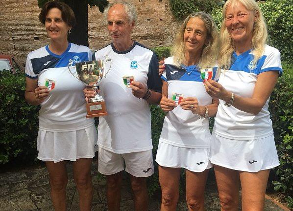 Tennis: doppio successo in casa Collodel – Masini