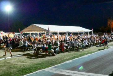 Inizia la Festa del Volontariato a Montallese