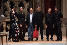 "Chigiana International Festival 2018: doppio evento ""quartettistico"""