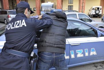 Stalker 47enne arrestato dalla Polizia dopo l'evasione dai domiciliari