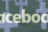 Facebook, come gli altri social, sta diventando un cimitero digitale