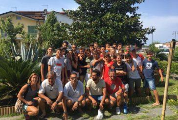 Il Circolo Tennis in Versilia per gli allenamenti estivi