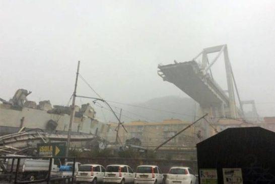 Tragedia di Genova: Siena è vicina alle persone coinvolte nel crollo
