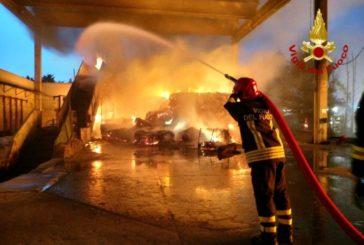 Incendio alla Rugi di Colle: le analisi di Arpat