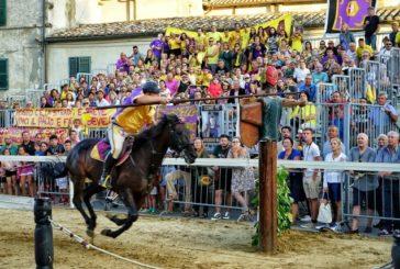 A Sarteano trionfa Santissima Trinità