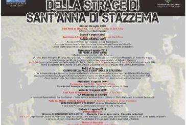 Poggibonsi ricorda la strage di Sant'Anna di Stazzema