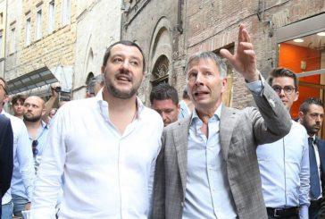 De Mossi incontra Salvini alla Versiliana