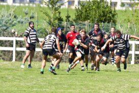 Il Cus Siena Rugby in campo a Roma per un triangolare