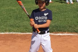 Baseball Under 9: Estra Siena in campo a Lucca