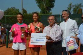 Corinna Dentoni vince i campionati di A2 Categoria di Doppio