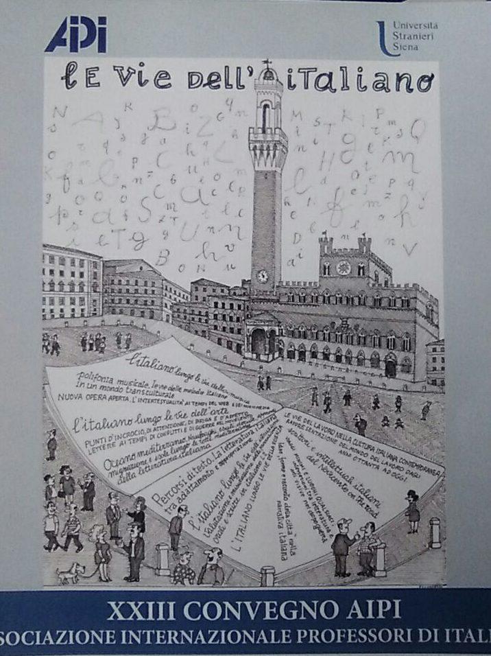 Siena capitale della lingua <b>italiana</b>
