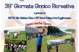 """""""Siamo anche sport"""": giornata ginnico ricreativa di Anffas e UPP"""